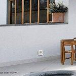 Legrand LEG69987 Prise de courant avec terre avec volet de protection à encastrer Blanc Plexo de la marque Legrand image 2 produit