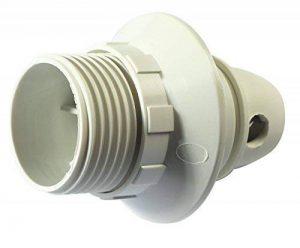 Legrand LEG91123 Douille polyamide Blanc pour Ampoule à vis E14 de la marque Legrand image 0 produit