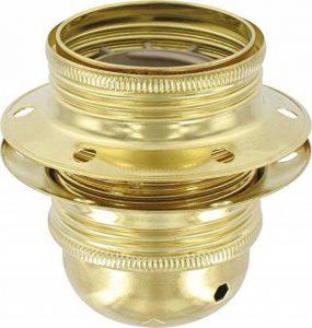 Legrand LEG91132 Douille acier laitonné pour Ampoule à vis E27 de la marque Legrand image 0 produit