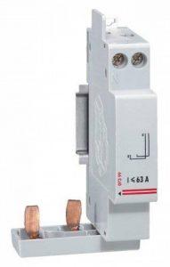 Legrand LEG92800 Module de raccordement 1 peigne d'alimentation pour disjoncteur phase + neutre 1 module de la marque Legrand image 0 produit