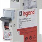 Legrand LEG92822 Disjoncteur DNX³ 3000 U+N 230 V 10 A de la marque Legrand image 1 produit