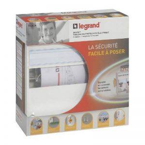 Legrand LEG93020 Tableau 1 rangée 13 modules + borne terre DRIVIA de la marque Legrand image 0 produit