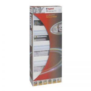 Legrand LEG93023 Tableau 4 rangées 52 modules + borne terre DRIVIA de la marque Legrand image 0 produit