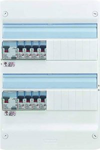 Legrand LEG93055 - tableau électrique équipé essentiel - spécial pour logement T1 ou T2 de la marque Legrand image 0 produit