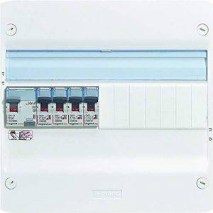 Legrand LEG93061 Tableau électrique équipé - spécial pour extension cuisine/Cellier de la marque Legrand image 0 produit