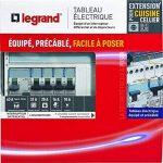 Legrand LEG93061 Tableau électrique équipé - spécial pour extension cuisine/Cellier de la marque Legrand image 2 produit