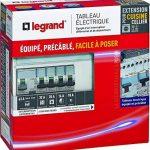 Legrand LEG93061 Tableau électrique équipé - spécial pour extension cuisine/Cellier de la marque Legrand image 3 produit