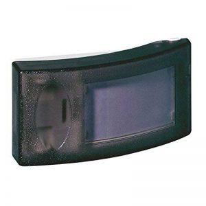 Legrand LEG94245 Bouton-poussoir d'appel pour intérieur 230 V avec porte-étiquette/voyant de la marque Legrand image 0 produit