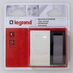 Legrand - LEG94247 - Bouton IP44 Porte-Etiquette et Voyant Lumineux de la marque Legrand image 1 produit