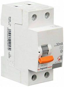 Legrand Magnet./Dif.Industria 402057 Disjoncteur différentiel domestique 2/40/30 mA de la marque Legrand / Bticino image 0 produit