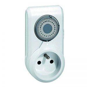 Legrand – Prise programmable – Minuterie Electrique – Blanc - 095860 de la marque Legrand image 0 produit