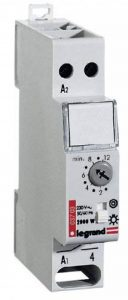 Legrand Rex 900003703Escalier lumière Interrupteur à minuterie 230V de la marque Legrand image 0 produit