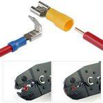 LIHAO Coffret Assortiment 480 Cosses Electriques Connecteurs Simple Sertissage avec Boîte de Rangement de la marque LIHAO image 4 produit
