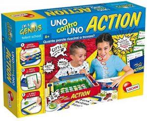Lisciani Giochi–I'm a Genius Un Contre Un Action, Multicolore, 68623 de la marque Lisciani Giochi image 0 produit