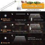 LOFTER Lampe Placard Détecteur Mouvement Lampe Placard Stable et Doux Sans Fil et Rechargeable avec 4 Modes d'Éclairage Blanc Froid - 66 LED de la marque LOFTER image 2 produit