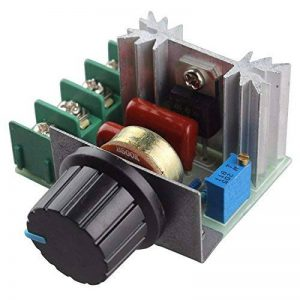 Lonfener 220V 2000W variateur de Vitesse Moteur SCR Kemo Thermostat régulateur de Tension de la marque Lonfener image 0 produit