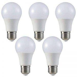 Lot de 5 - Zone LED SET - Ampoule LED - SAMSUNG CHIP - 11W - E27-975 lm - A58 - Thermo Plastique - Blanc chaud 3000K de la marque Zone LED image 0 produit