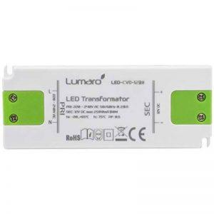 Lumaro© Slim Transformateurs LED 30W CV 12V (1 pièce) de la marque Lumaro image 0 produit