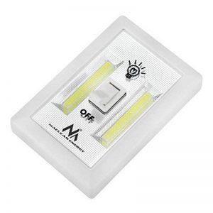Maclean MCE174 interrupteur éclairé Lampe murale à LED 120 Lumens à emporter sans fil Interrupteur lampe Batterie de la marque Maclean image 0 produit