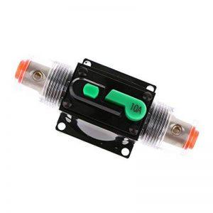 MagiDeal Disjoncteur Fusible Audio Stéréo 12V 24V 32V Pour Voiture - 10A de la marque MagiDeal image 0 produit