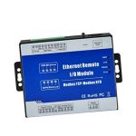 MagiDeal Modbus Tcp Ethernet Module Distant Io d'E/S Distantes Modbus - 4di + rj45 + rs485, m210t de la marque Générique image 4 produit