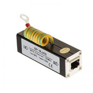 MagiDeal Réseau Rj45 Adaptateur Ethernet LAN Signal Protecteur Contre Surtension Parafoudre de la marque MagiDeal image 0 produit