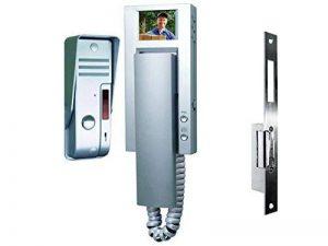 Maison individuelle design Interphone pour, vision nocturne caméra vidéo, sonnettes, avec ouverture de porte de la marque Smartwares image 0 produit