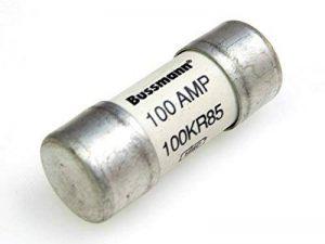 Maison Secteur Service Fusible 6080ou 100A gG Cartouche fusibles 22x 58mm 800KMF 60A 80A 100A, 100 amp de la marque Bussmann image 0 produit