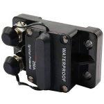 Manual Disjoncteur 50A-250A High Current Circuit Breaker IP67 étanche avec Reset Handle + Switch Button Protecteur de surintensité, 16VDC - 72VDC Commutateur De Réarmement pour Bateau Voiture Yach de la marque Beatie image 4 produit
