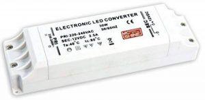 McShine Transformateur LED électronique 1-30 W 220-240 V 12 V de la marque McShine image 0 produit