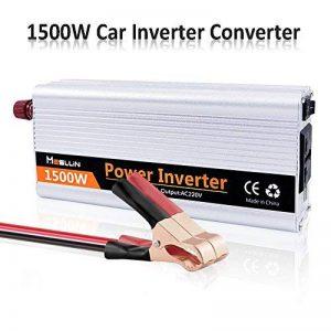Mesllin Modifiés sinusoïdale 1500W (3000W Peak) Wave Auto Power Inverter DC 12V vers AC 240V de la marque Mesllin image 0 produit