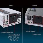 Mesllin Modifiés sinusoïdale 1500W (3000W Peak) Wave Auto Power Inverter DC 12V vers AC 240V de la marque Mesllin image 3 produit