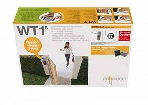 Mhouse - Kit bras articulés pour portillon . Compatible Panneau Solaire de la marque MHOUSE image 0 produit