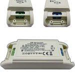 Mini-transformateur LED 1-70W 12V CA - Transformateur haute puissance pour spots G4, GU5.3, MR16, MR11et autres Trafo de la marque PB-Versand image 2 produit