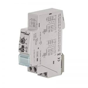 Minuterie d'éclairage Green Blue GB114 pour éclairage d'escalier ou de couloir de la marque Green Blue image 0 produit