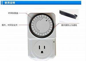 minuterie électrique mécanique TOP 3 image 0 produit