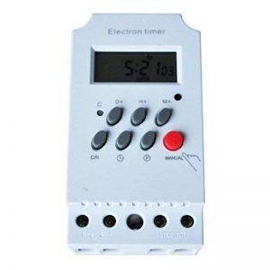 minuterie électronique 220v TOP 1 image 0 produit