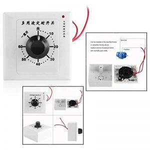 minuterie électronique 220v TOP 8 image 0 produit