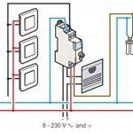 minuteur pour tableau électrique TOP 2 image 1 produit