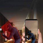 Mis à jour Sonnette vidéo sans fil wifi,Sans batterie Surveillance extérieure Vision nocturne hd Carillons et sonnettes-A de la marque HOMEJYMADE image 1 produit