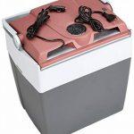 MOBICOOL G30ACDC Glacière électrique portable rouge/gris, 29L, 12/230V, 18°C en dessous de la température ambiante, p396xh445xl296mm, port USB, Norme FR, [Classe énergétique A+++] de la marque Mobicool image 1 produit