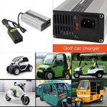 Moliies Chargeur de Batterie Compact 36V 5A pour Chariot de Golf Chargeur de véhicule Durable de Dispositif de Charge de Moto électrique Compact de la marque Moliies image 1 produit
