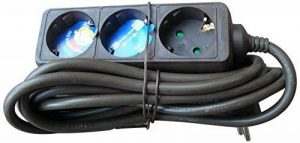 multiprise câble 3m TOP 3 image 0 produit