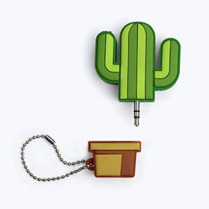 Multiprise écouteurs cactus de la marque Mustard image 0 produit