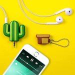 Multiprise écouteurs cactus de la marque Mustard image 3 produit
