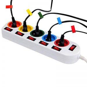 multiprise interrupteur individuel TOP 5 image 0 produit