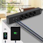 multiprise électrique avec usb TOP 4 image 4 produit