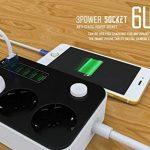 multiprise électrique encastrable TOP 11 image 4 produit