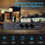 multiprise sans fil avec interrupteur TOP 3 image 1 produit