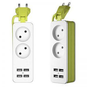 multiprise usb électrique TOP 8 image 0 produit